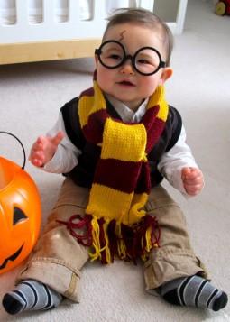 disfraz bebe Harry Potter