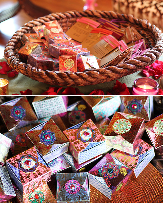 babyshower oriental - regalos