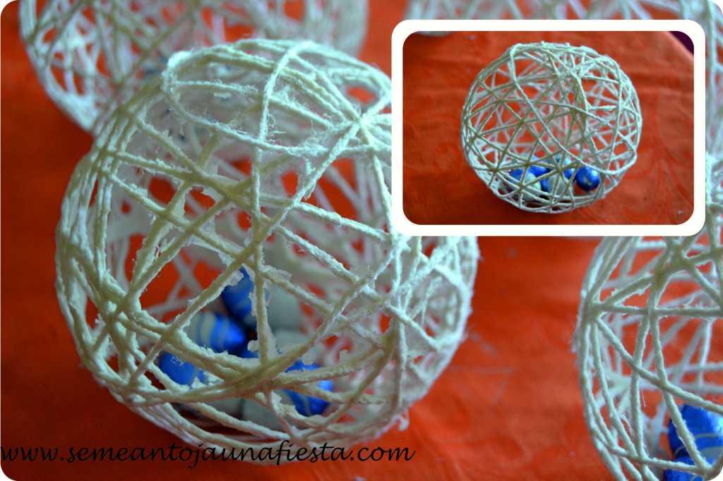 huevos de pascua - manualidades - paso 4