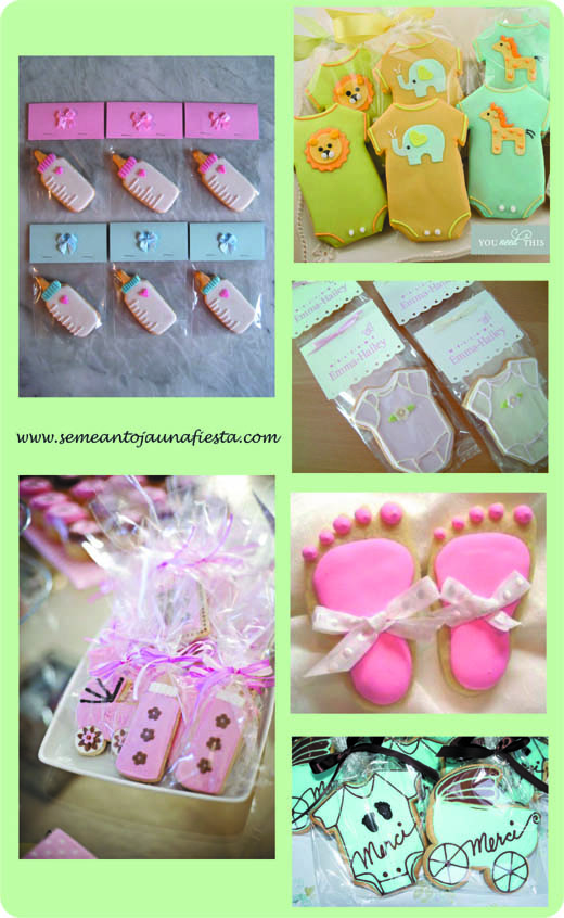 regalo invitados galletas decoradas - cosas de bebes A