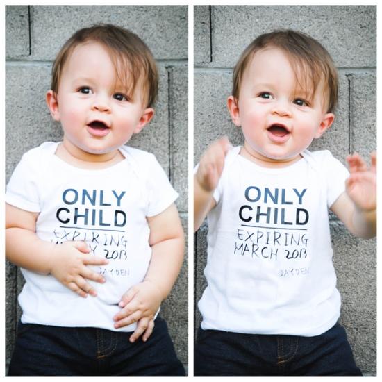 anunciar embarazo - hijo unico