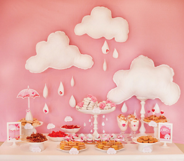 Mesa de dulces semeantojaunafiesta for Backdrop para mesa de dulces