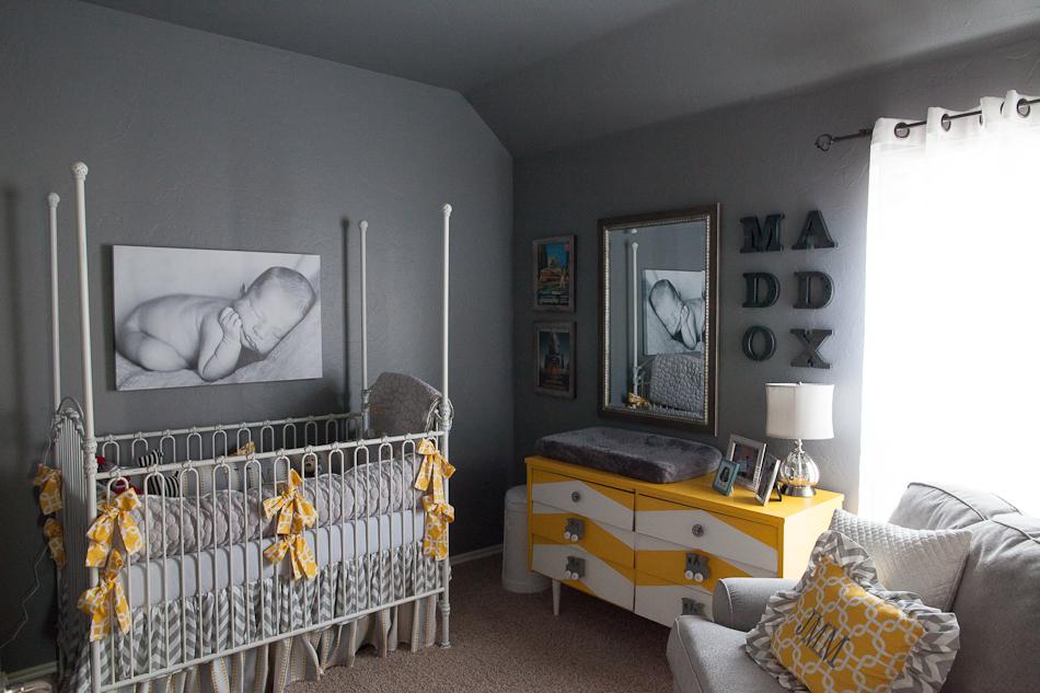 habitacion bebe gris 1