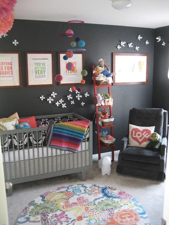habitacion bebe gris 4