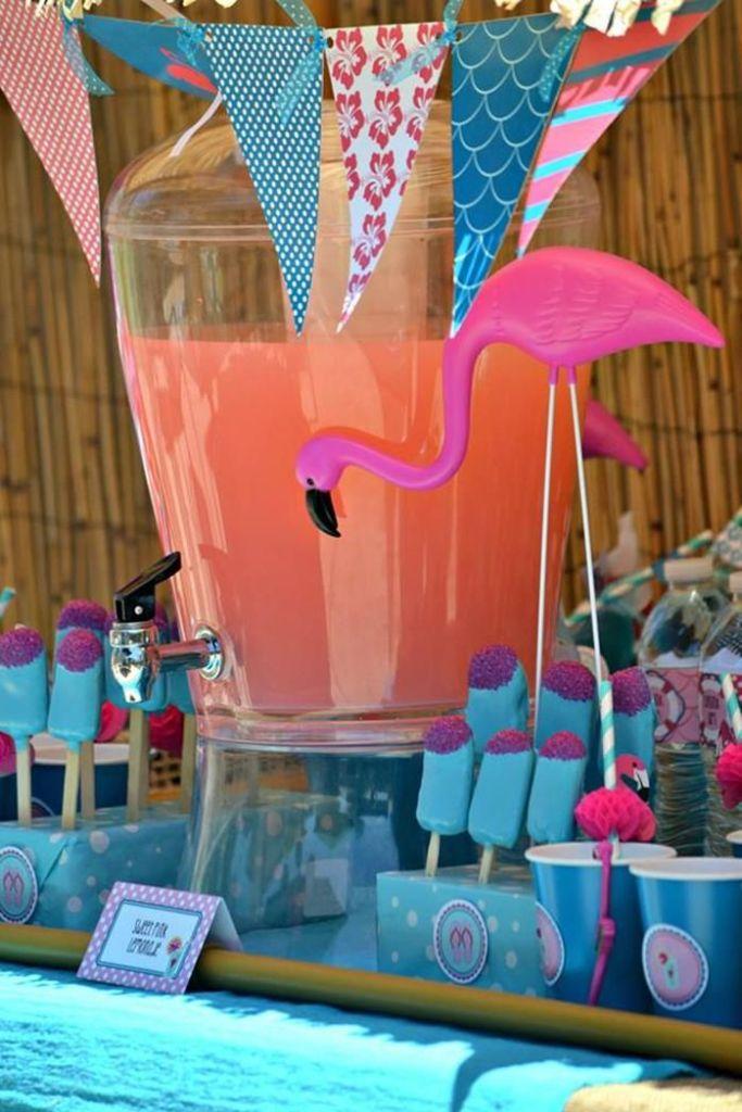 fiesta flamenco rosa - limonada