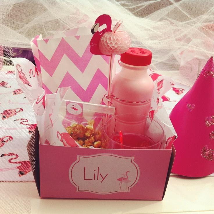fiesta flamenco rosa - pack picnic